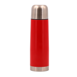 Vacuum red Bottle